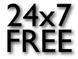 24x7 Free